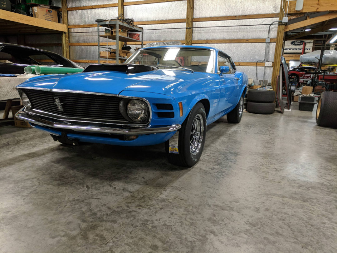 1970 Boss 429 Mustang